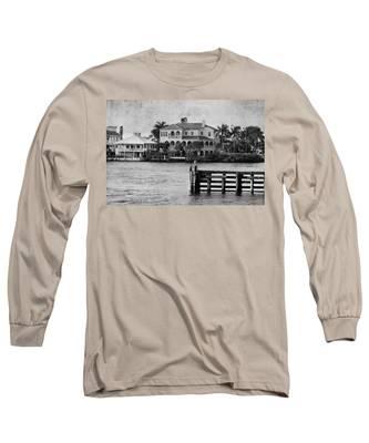 Matanzas Pass - Fort Myers Beach - Florida Long Sleeve T-Shirt