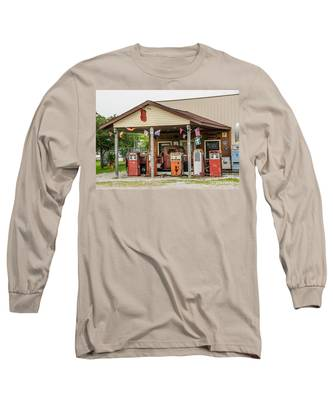 Memories Of Route 66 Long Sleeve T-Shirt