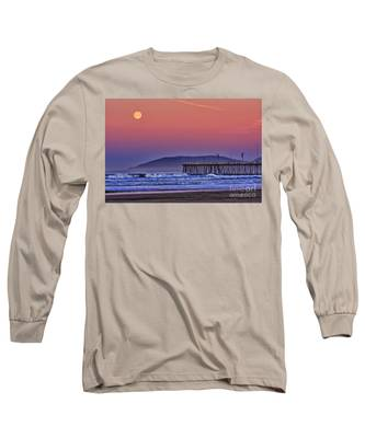 Moonset Long Sleeve T-Shirt