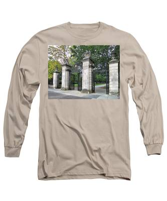 Princeton University Main Gate Long Sleeve T-Shirt
