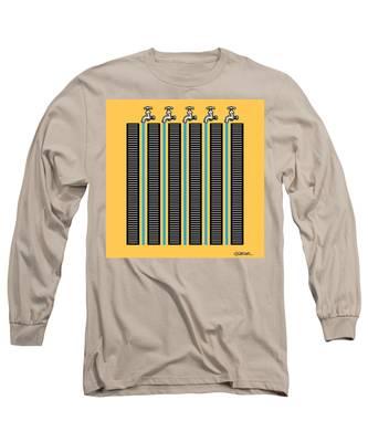 Running Waters Long Sleeve T-Shirt