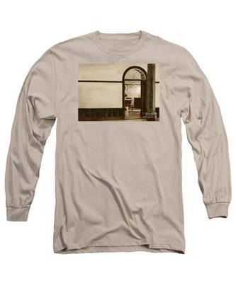 Shaker Pegs Long Sleeve T-Shirt