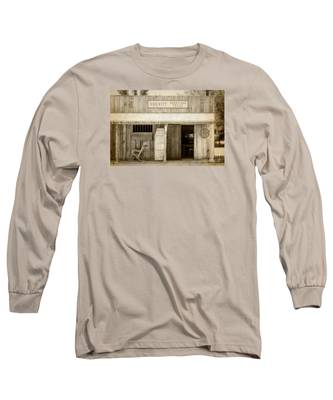 Sheriff Office Long Sleeve T-Shirt