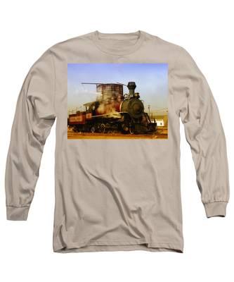 Skunk Train Long Sleeve T-Shirt