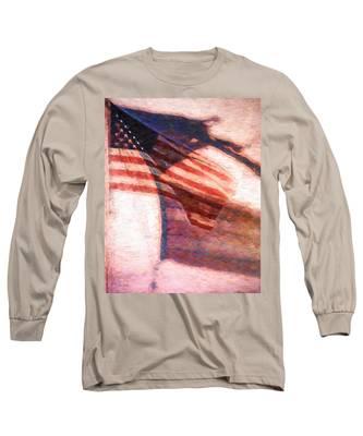 Through War And Peace Long Sleeve T-Shirt