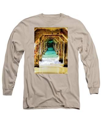 Tranquility Below Long Sleeve T-Shirt