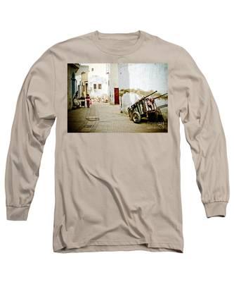 Tunisian Girl Long Sleeve T-Shirt
