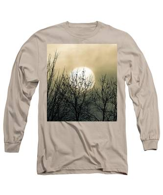Winter Into Spring Long Sleeve T-Shirt