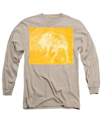 Yellow Bull Negative Long Sleeve T-Shirt