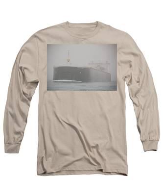Frieghter Close Up Long Sleeve T-Shirt