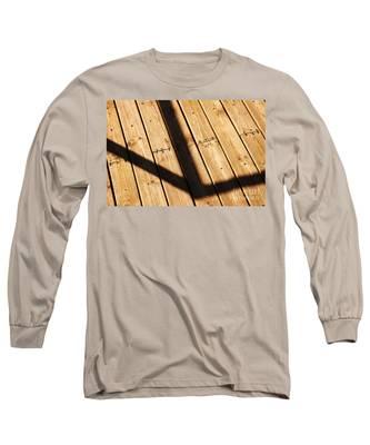 Shaded Walkway Floor Long Sleeve T-Shirt