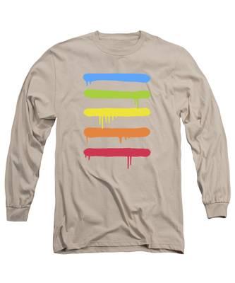 Ny Subway Long Sleeve T-Shirts
