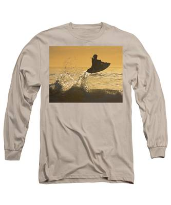 Catching Air Long Sleeve T-Shirt
