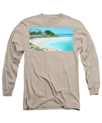 San Clemente Beach California Long Sleeve T-Shirt