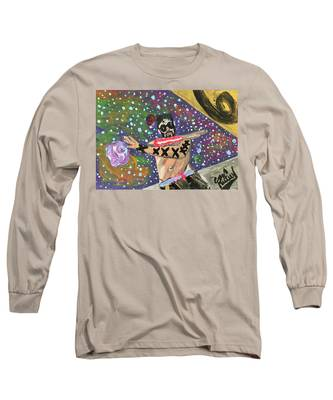 2021 The Eyes Odyssey Long Sleeve T-Shirt