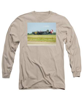 Consolidated B-24j Liberator Long Sleeve T-Shirt
