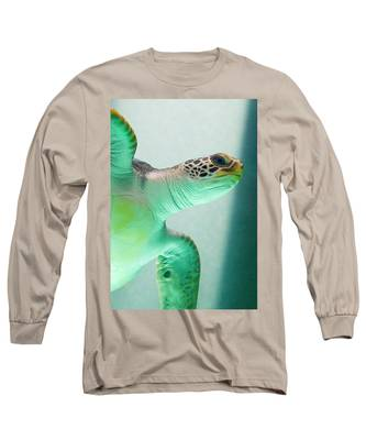 Long Sleeve T-Shirt featuring the photograph Angel 2 by Skip Hunt