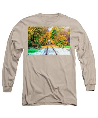 Autumn Days Long Sleeve T-Shirt