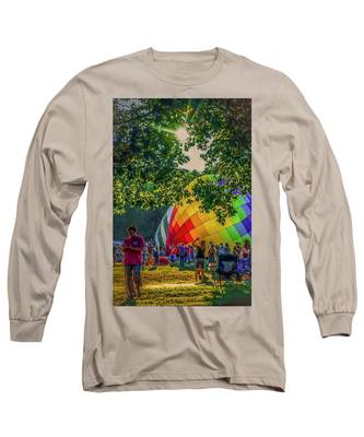 Balloon Fest Spirit Long Sleeve T-Shirt