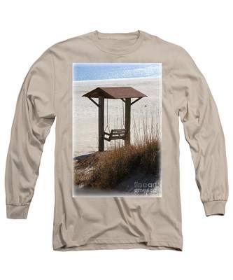 Beach Swing Long Sleeve T-Shirt
