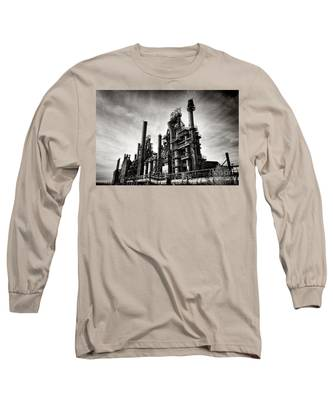 Bethlehem Steel Long Sleeve T-Shirt