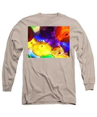 Celestial Glass 3 Long Sleeve T-Shirt