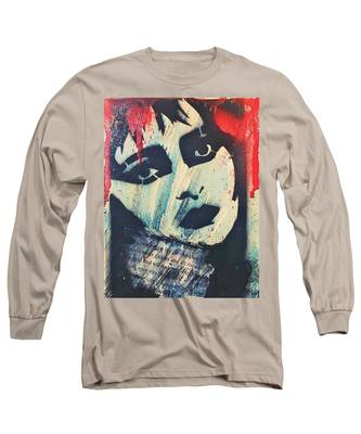 Chocking On The Dirt And Sand Long Sleeve T-Shirt
