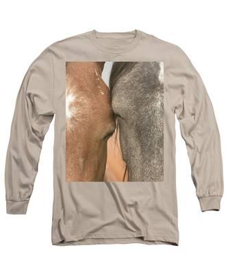 Close Bonds Long Sleeve T-Shirt