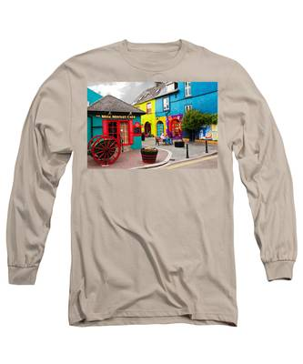 Colorful Corner Long Sleeve T-Shirt