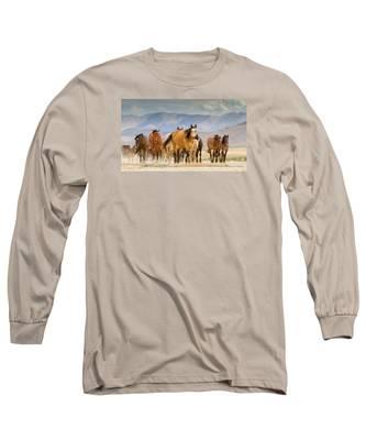 Desert Travelers Long Sleeve T-Shirt