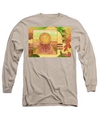 Earthtones Long Sleeve T-Shirts