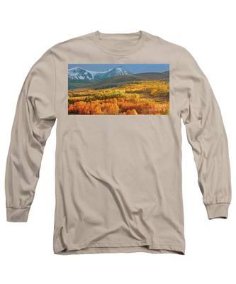 Evening Aspen Long Sleeve T-Shirt
