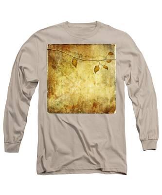 Golden Branch Of Hope  Long Sleeve T-Shirt