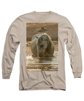 Golden Pond Mare Long Sleeve T-Shirt