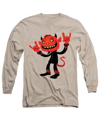 Rock Band Long Sleeve T-Shirts
