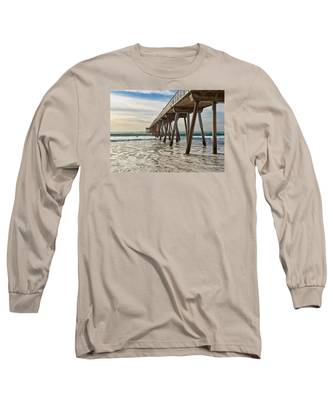 Hermosa Under The Pier Long Sleeve T-Shirt