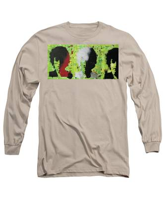 He's Not Selling Any Alibis Long Sleeve T-Shirt