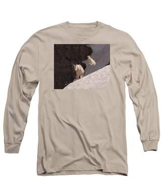 Kid In Flight Long Sleeve T-Shirt