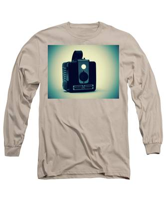 Kodak Brownie Long Sleeve T-Shirt