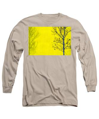 Long Sleeve T-Shirt featuring the photograph Krishna by Skip Hunt