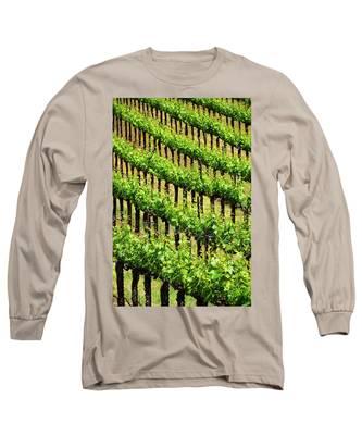League Long Sleeve T-Shirt by Skip Hunt