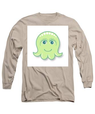 Fish Long Sleeve T-Shirts