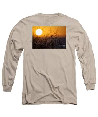 Llangennith Sun Long Sleeve T-Shirt