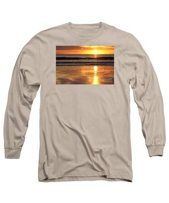 Llangennith Sundown Long Sleeve T-Shirt