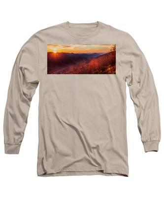 Melody Of Autumn Long Sleeve T-Shirt