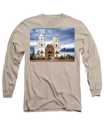 Mission San Xavier Del Bac Long Sleeve T-Shirt