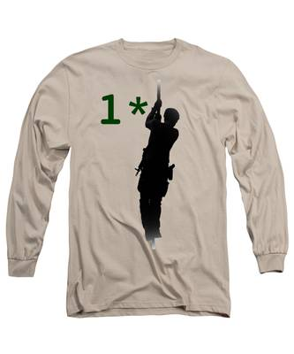 One Asterisk Long Sleeve T-Shirt