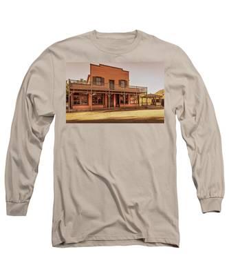 Paramount Ranch Saloon Long Sleeve T-Shirt
