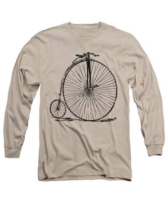 Patent Drawing Long Sleeve T-Shirts