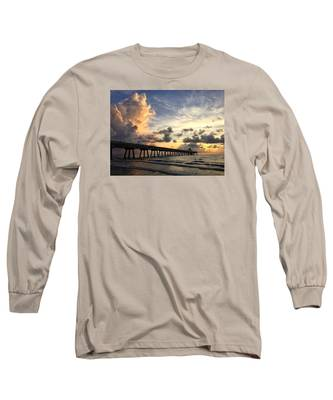 Pier On The Left Long Sleeve T-Shirt